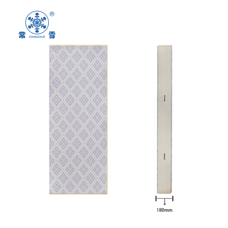 180mm Cold Room Pu Sandwich Panel