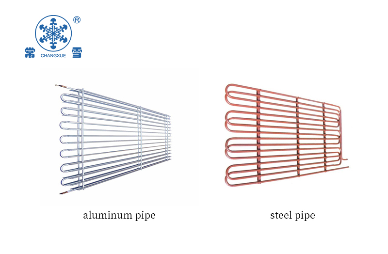 Difference between aluminum pipe and steel pipe